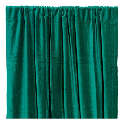 Liv Interior Cotton Velvet Curtain-listing