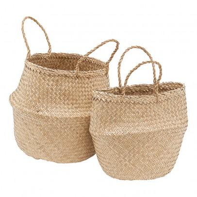 Liv Interior Gigognes Wicker Basket-listing
