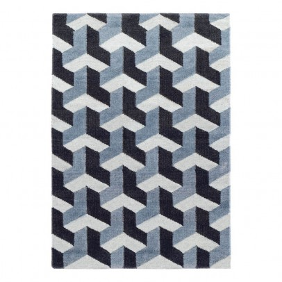 Liv Interior Teppich aus Wolle 3DY-listing
