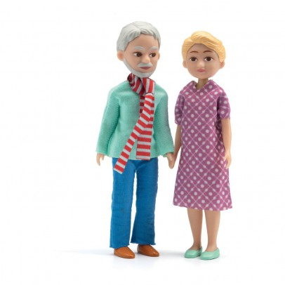 Djeco Die Großeltern -listing