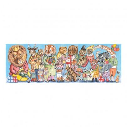 Djeco Puzzle Fiesta del Rey - 100 piezas-listing
