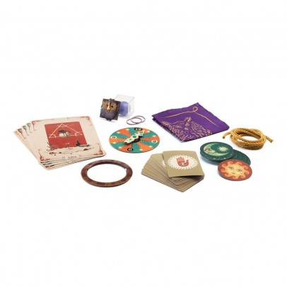 Djeco Mirabelle magus 20 tours set-product