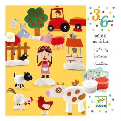 Djeco Plastilina Granja-listing