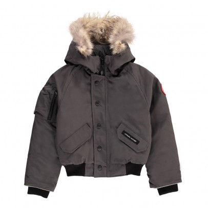 Canada Goose Rundle Down Jacket-listing