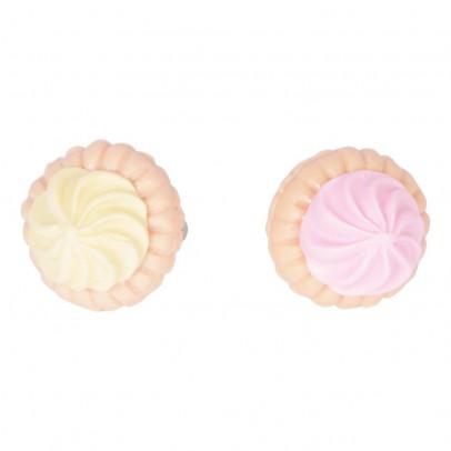 Pop Cutie Jewel Biscuit Ring Set-listing
