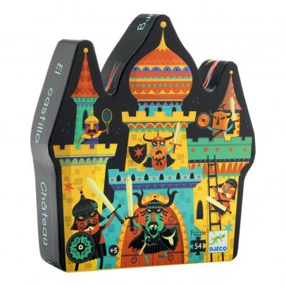 Puzzle castillo fortaleza - 54 piezas