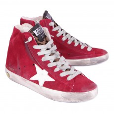 Golden Goose Francy Zip-up Trainers-listing