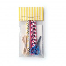 Supereditions Make your own straw jewelry -product
