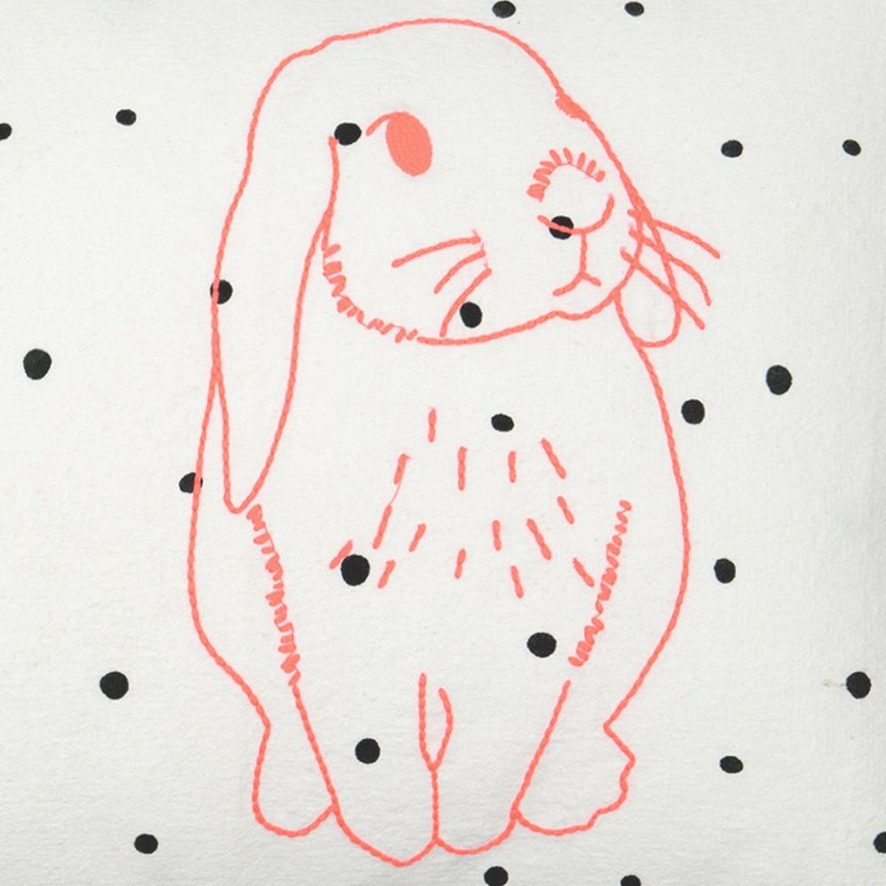 Cojín Conejo rosa 30x40 cm-product