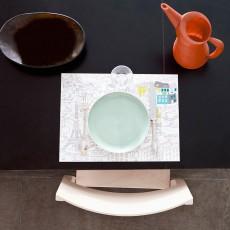 Omy Tischset zum ausmalen Keith Haring -listing