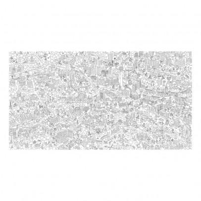 Omy Cartellone gigante da colorare Berlino-listing