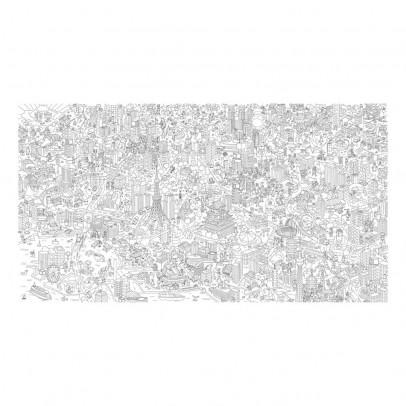 Omy Imagen gigante para colorear Tokyo-listing