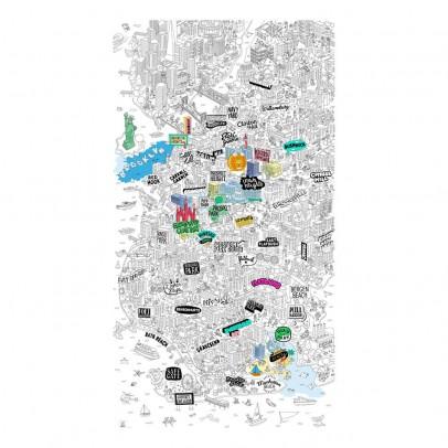 Omy Imagen gigante para colorear Brooklyn-listing