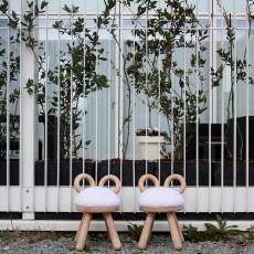 EO - Elements Optimal Stuhl Schaf aus Eiche und Buchenholz bei Takeshi Sawada -listing