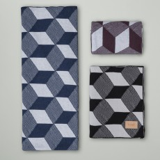 Ferm Living Squares Blanket-product