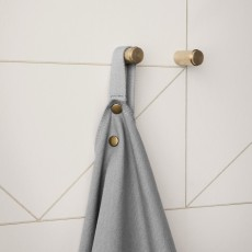 Ferm Living Brass Coat Hooks - Set of 2-listing