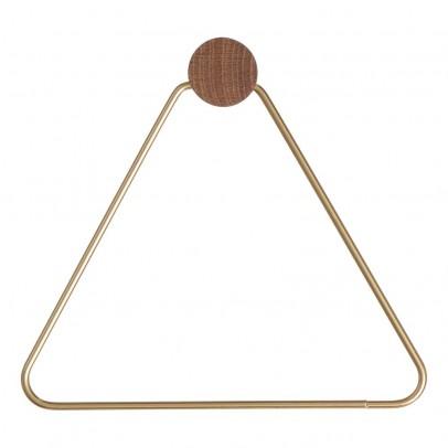 Ferm Living Colgador triángulo latón-product