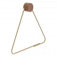 Ferm Living Appendiabiti triangolo in ottone-product