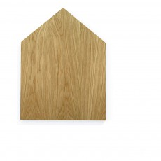 Ferm Living Planche à découper en chêne-listing