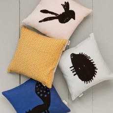 Ferm Living Hedgehog Cushion - 30x30cm-product