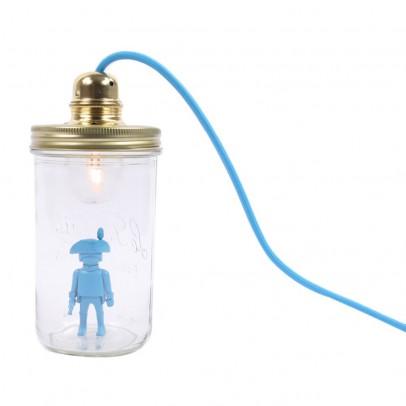 La tête dans le bocal Lámpara tarro para posar Playmobil-listing