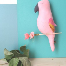 Scalaë Ernesto Decorative Hanging Bird-product