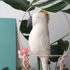 Scalaë Oiseau décoratif à suspendre Nino-listing
