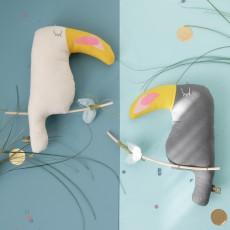 Scalaë Oiseau décoratif à suspendre Charlie-listing