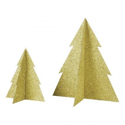 My Little Day Glitter Christmas Tree --listing