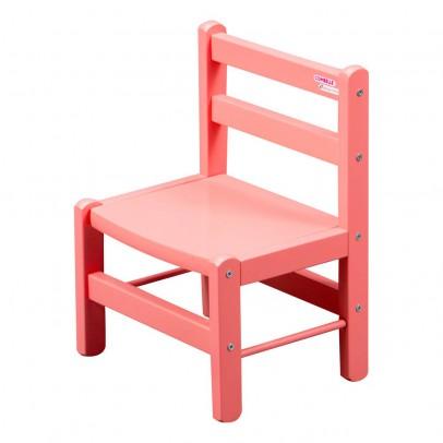Combelle Chaise enfant - Laqué Bouton de rose-listing