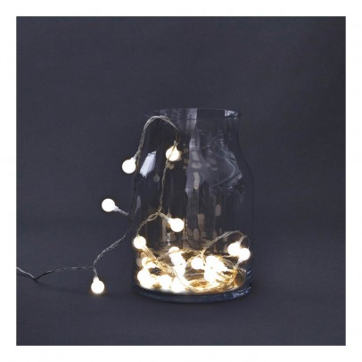 House Doctor Ghirlanda luminosa 30 lampadine-listing