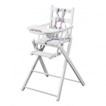 Combelle Chaise haute extra-pliante - Laqué-product