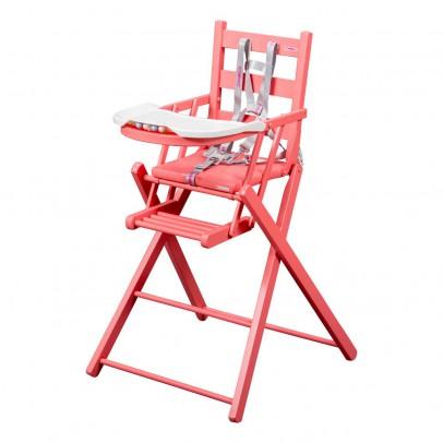 Combelle Sedia alta extra-pieghevole Bocciolo di rosa-listing