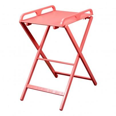 Combelle Table à langer pliante Jade - Laqué Bouton de rose-listing