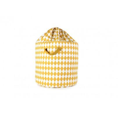 Nobodinoz Storage Bag - Diamond Pattern-listing