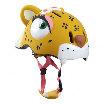 Crazy Safety Helm Leopard-listing