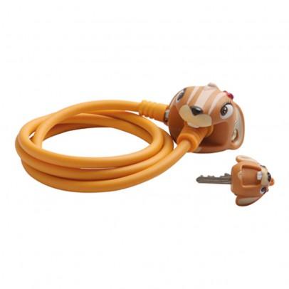 Crazy Safety Squirrel Bike Lock-listing