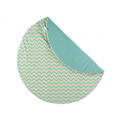Nobodinoz Cotton Playmat - Zig Zag Pattern-listing