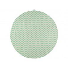 Nobodinoz Spielmatte aus Baumwolle Zick-Zack-Muster-listing