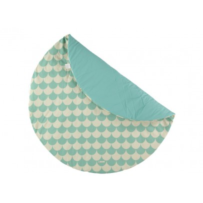 Nobodinoz Cotton Playmat - Patterned-listing