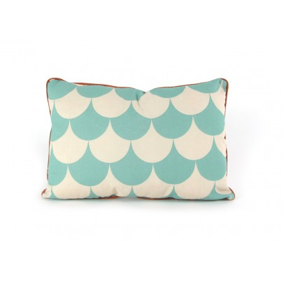 Nobodinoz Cotton Rectangular Cushion - Patterned-listing