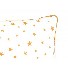 Nobodinoz Coussin en coton garni rectangle étoilé-product