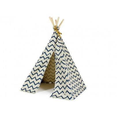 Nobodinoz Cotton Mini Teepee - Zig Zag Pattern-listing