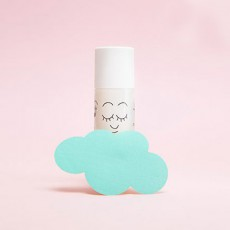 Nailmatic Kids Vernis Top Coat pailleté argent-listing
