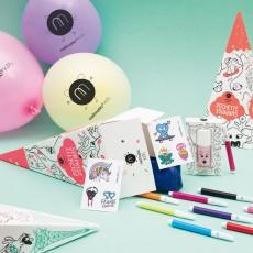 Nailmatic Kids Pochette sorpresa Principessa-listing