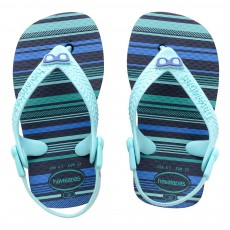 Havaianas Tongs Baby Chic Rayées-listing