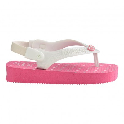 Havaianas Tongs Baby Chic Lunettes Pois-listing