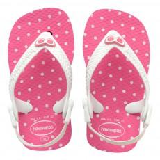 Havaianas Zapatillas Baby Chic Gafas Lunares -listing