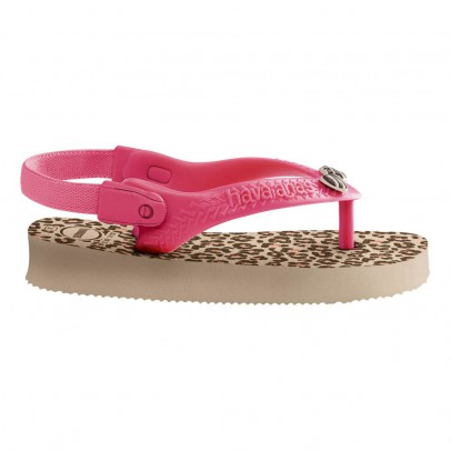 Havaianas Tongs Baby Chic Léopard-listing