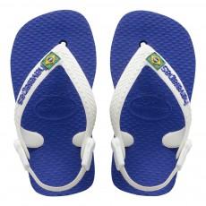 Havaianas Baby Flipflops Brasil Logo -listing